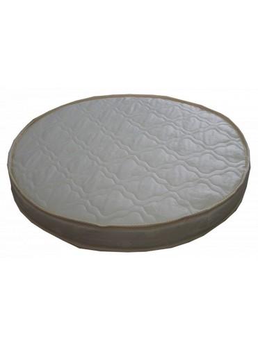 Матрас в круглую кровать Монис-Стиль кокос стандарт премиум 75х75х10