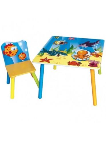 Набор детской мебели Sweet Baby Uno