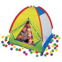 Детский Дом + 200 шаров Calida Палатка
