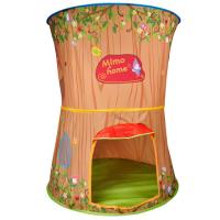 Игровой палатка Ching-Ching Домик Мимо + 100 шаров CBH-31