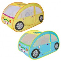 Игровой домик Ching Ching Fashion Car + 100 шаров