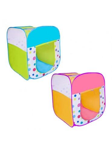 Детская палатка Дом + 100 шаров CHING-CHING Конфетти (квадрат)