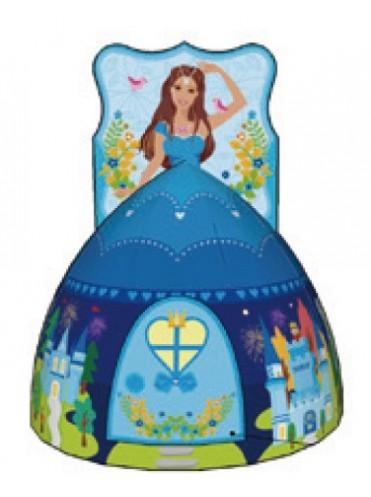 Детская палатка Дом + 100 шаров CALIDA Принцесса