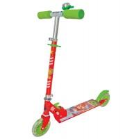 Самокат Navigator Angry Birds Go со светящимися колесами
