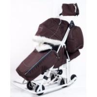 Санки-коляска Pikate snowman PSM