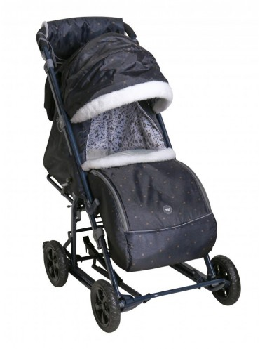 Санки-коляска Ника детям НД8-1