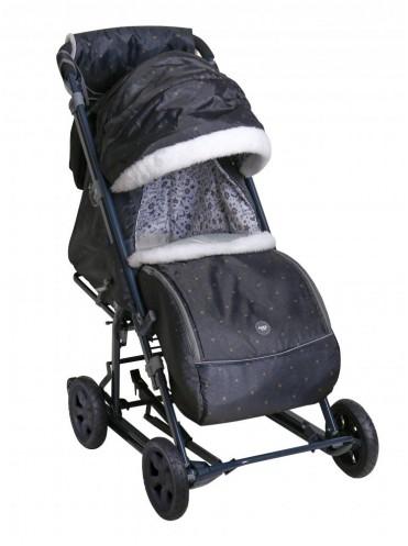 Санки-коляска Ника детям НД8-1К