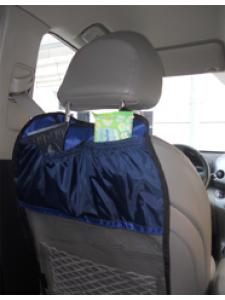 Защитная накидка на спинку переднего сиденья с карманами (Виталфарм)