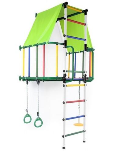 Детский спортивный комплекс Индиго L Плюс