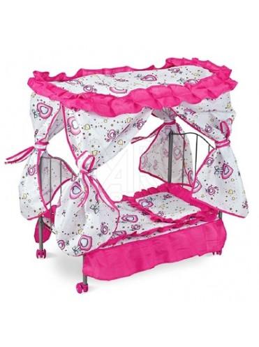 Кукольная кроватка FEI LI TOYS FL987