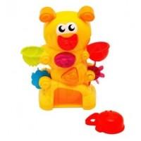 Игрушка для ванной Roxy-Kids Веселая гусеница