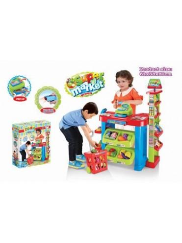 Игровой набор XIONG CHENG Супермаркет 008-85