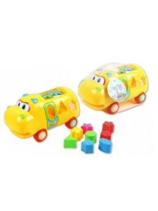 Игрушка Бегемот S+S Toys EH16119R