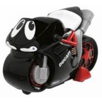 Инерционный турбо-мотоцикл Chicco Ducati черный