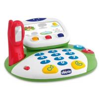 Развивающая игрушка Chicco Говорящий видеотелефон