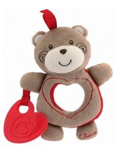 Развивающая игрушка Chicco Медвежонок Sweet Love Teddy
