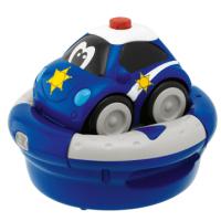 Полицейская машина Chicco с зарядным устройством и р/у