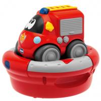 Пожарная машина Chicco с зарядным устройством и р/у