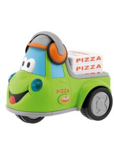 Веселый грузовичок Chicco Развозчик пиццы