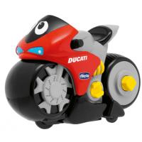 Инерционный мотоцикл Chicco Ducati Turbo Touch