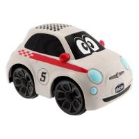 Игрушка музыкальная Машина Fiat 500 RC пульт д/у