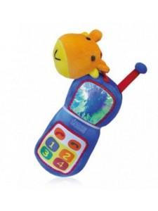 Игрушка Музыкальный Телефон-Жираф