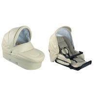 Классическая коляска Jedo Bartatina Plus EX (кожа)