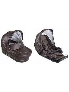 Классическая коляска Jedo Bartatina Alu Plus EX (кожа)