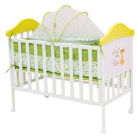 Кроватка металлическая BabyHit Sleepy Compact