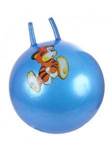 Надувной мяч-прыгун Тигренок 45 см + насос