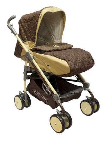 Коляска-трость Babylux 205S (8 колес)
