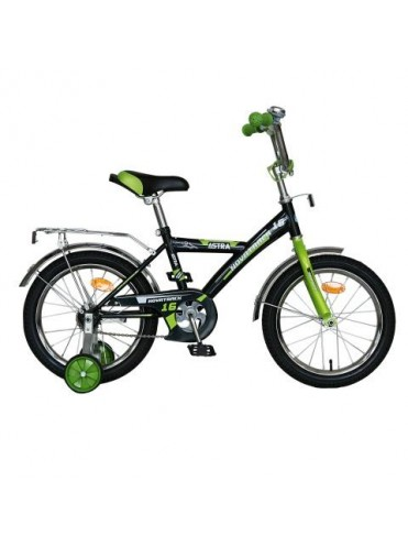 """Велосипеды от 3 х лет 14"""" NOVATRACK ASTRA 143BK5"""