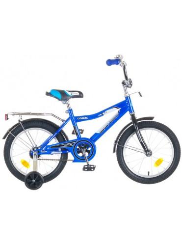"""Велосипед детский 16"""" Novatrack Cosmic 163BL5"""