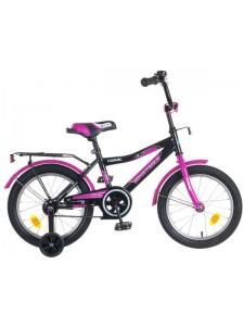"""Велосипед детский 16"""" Novatrack Cosmic 163BK5"""