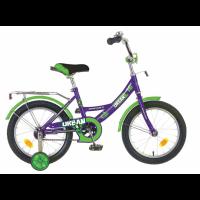 """Велосипед детский 16"""" Novatrack Urban 163VL6"""