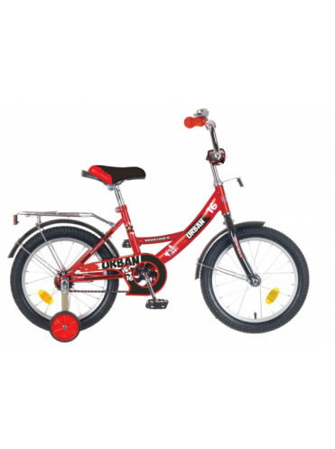 """Велосипед детский 16"""" Novatrack Urban 163RD6"""