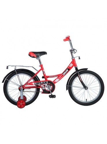 """Велосипед детский 18"""" Novatrack Urban 183RD6"""