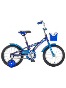 """Велосипед детский 14"""" NOVATRACK DELFI 144BL5"""