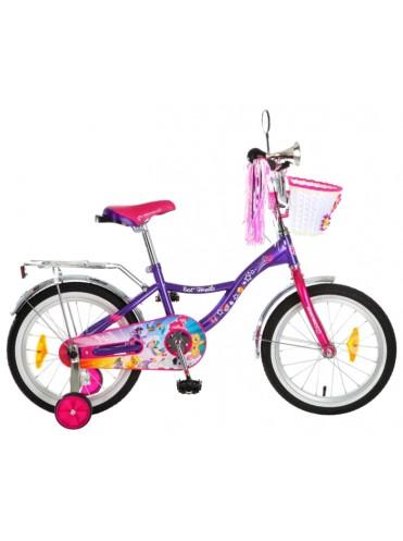 """Велосипед для девочки 16"""" MY LITTLE PONY 167PN5"""