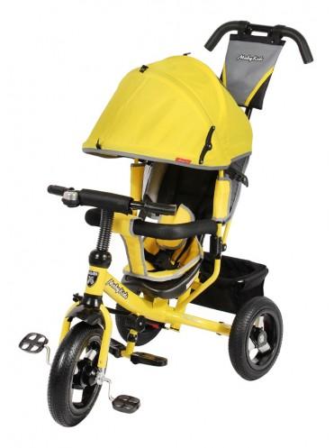 Велосипед детский 3кол. Comfort 12x10 AIR MOBY KIDS