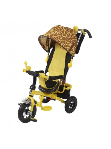 Велосипед детский Mini Trike ZOO надувное колесо