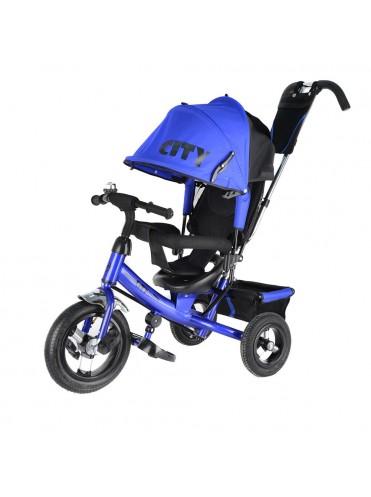 Велосипед 3-х колесный Трайк CITY JW7RB надувные колеса