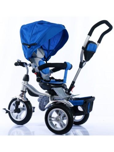 """Велосипед-коляска """"Карусель"""" с поворотным сиденьем"""