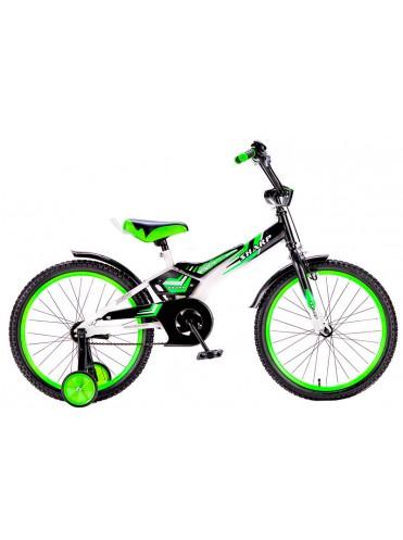"""Велосипед детский Motor Sharp 18"""" KG1810"""