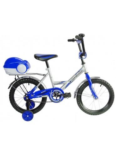 "Велосипед детский Мультяшка Френди 16"" XB-1601"