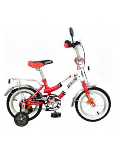 "Велосипед детский 12"" Novatrack Зебра"