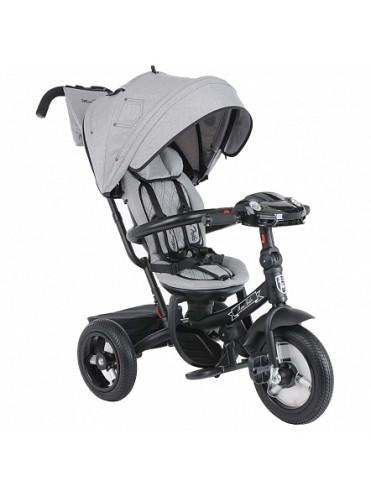 Трехколесный велосипед Mini Trike Джинс T420 надувные колеса 12/10