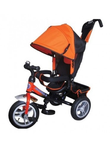 Велосипед трехколесный JHB Formula 3 надувные колеса 12/10