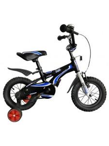 """Двухколесный велосипед Black Aqua Wave 12"""""""