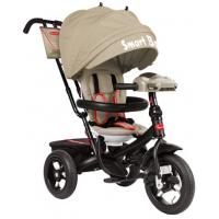 """Велосипед трехколесный Smartbaby надувные колеса 12""""/10"""""""